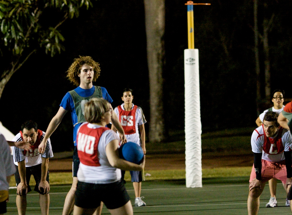Ten Reasons Netballers Excel In Life