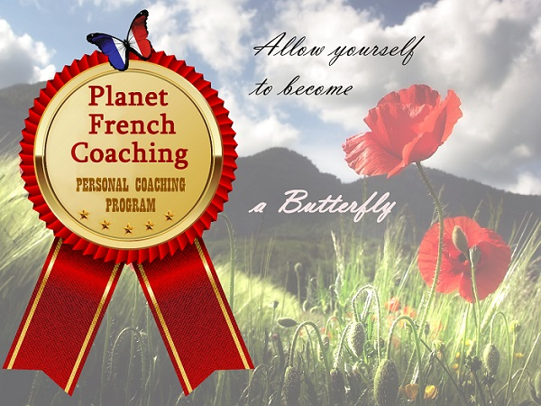 Learn French ONLINE with Planet French Coaching